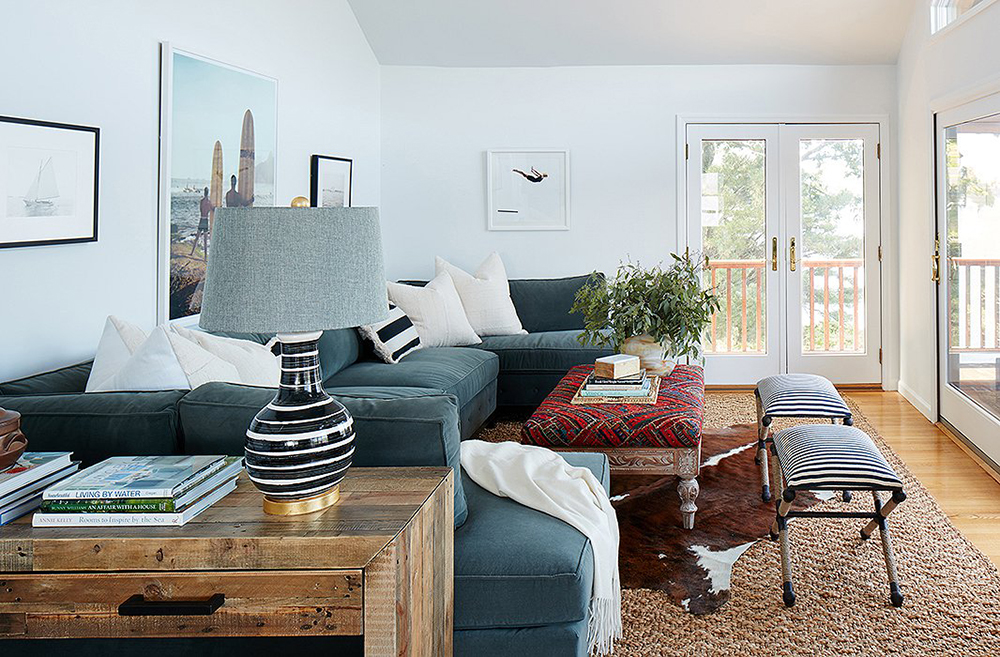Miraculous Pairing Sectional Sofas And Coffee Tables Room For Tuesday Theyellowbook Wood Chair Design Ideas Theyellowbookinfo
