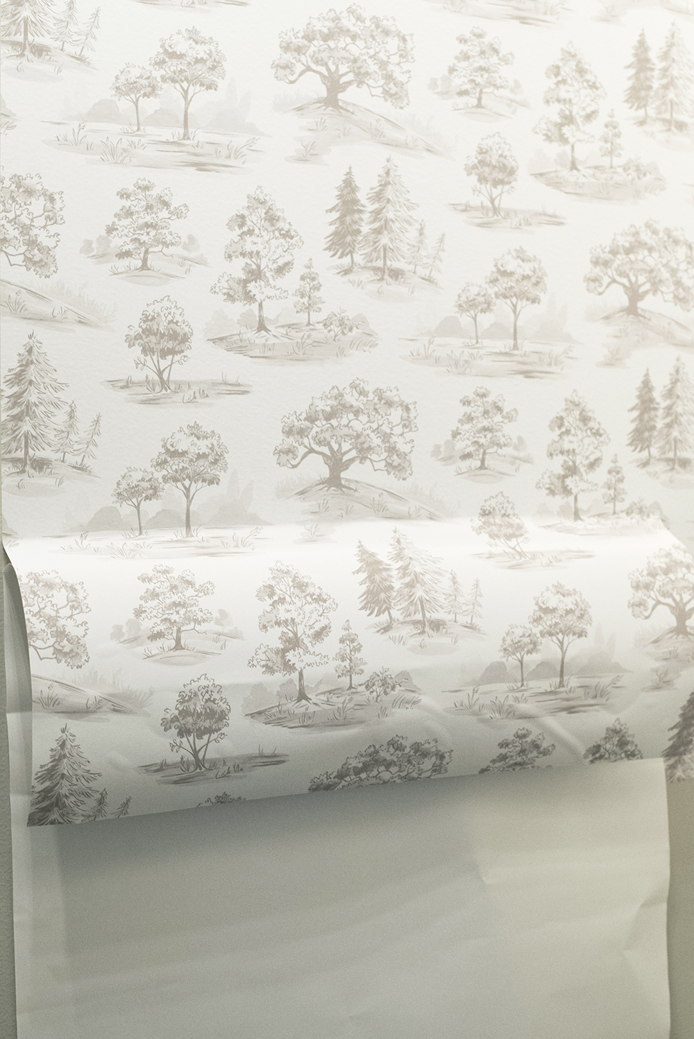 How to Install Peel-and-Stick Wallpaper - Room for Tuesday